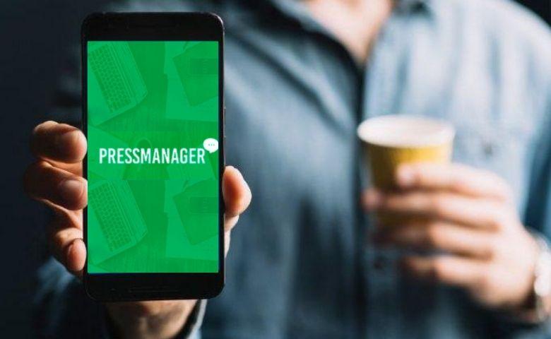Press Manager plataforma completa de serviços e gestão