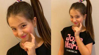 Foto de Bia Bom se prepara para estrear no musical João e Maria