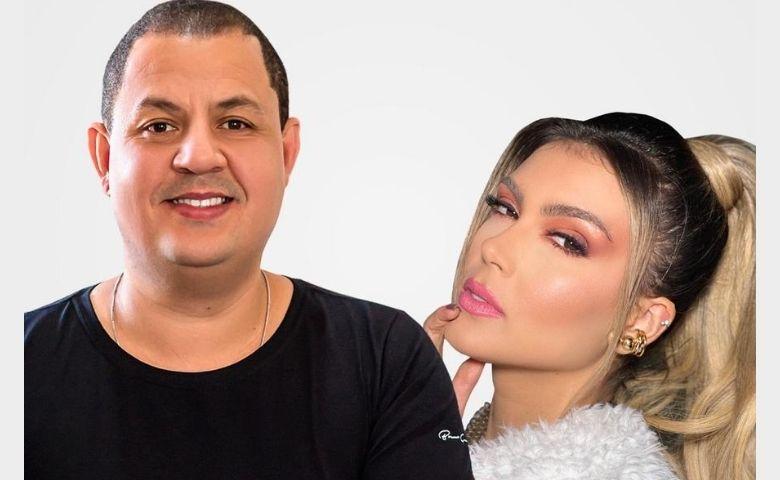 Junior Mendes entrevista Nathália Melo ex-bailarina do Faustão