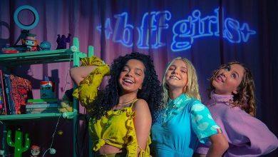 Foto de Conhecidas como BFF Girls lança a inédita Promete