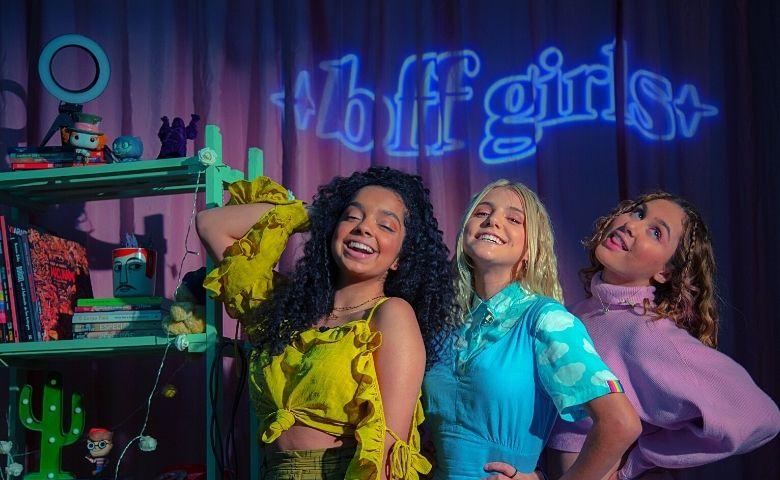 Conhecidas como BFF Girls lança a inédita Promete