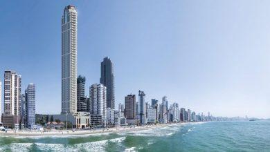 Foto de Método construtivo sustentável é utilizado em edifício de luxo