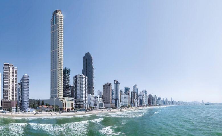 Método construtivo sustentável é utilizado em edifício de luxo