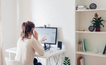 Profissionais desejam voltar aos escritórios em regime híbrido