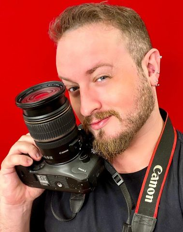 Vinny Nunes o fotógrafo mineiro que conquistou as celebridades