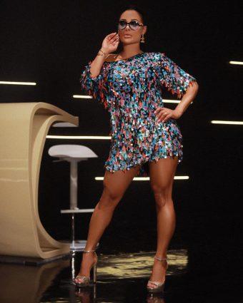 Carmen Mouro grava segunda temporada de Tu Consegues
