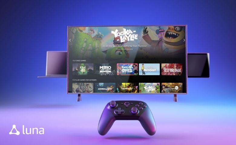 Amazon desafia Microsoft e Google com serviço de jogos