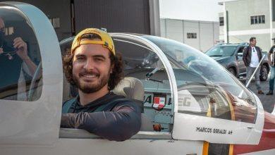 Foto de Simão faz acrobacias no céu em vídeo de novo single Sugestões