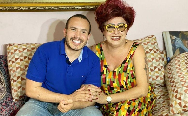 Júnior Pacheco lança uma entrevista fresquinha em seu programa