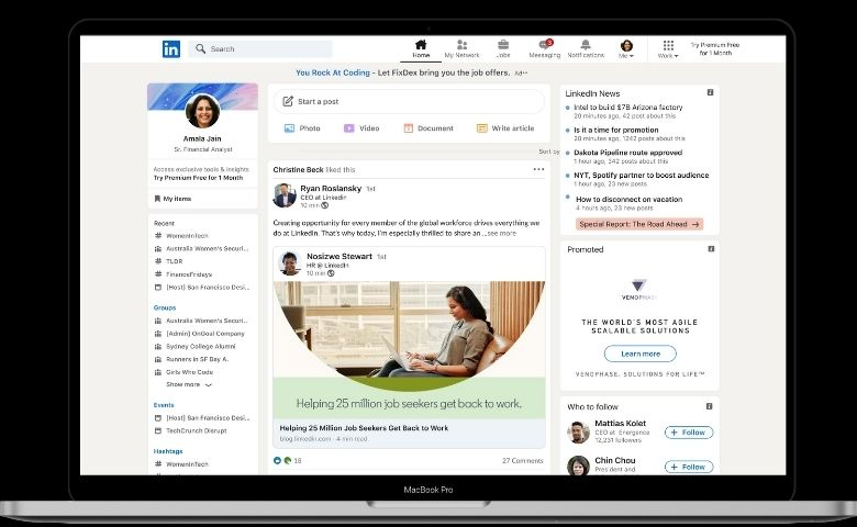 Plataforma ganha redesign para tornar-se mais simples e intuitiva