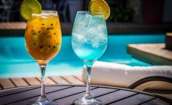 Aprenda a fazer o refrescante e delicioso drinkLagoa Azul