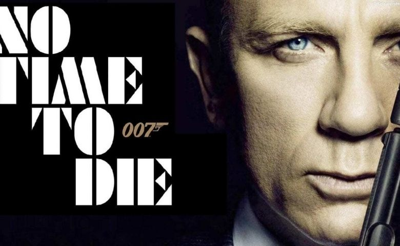 O famoso espião James Bond está de volta no cinema