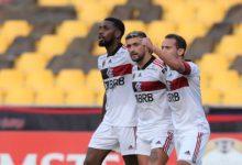 Foto de Flamengo dá melhor resposta na Libertadores. Se mantém favorito?