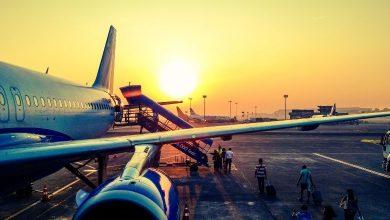 Foto de Aviões de grande porte no Aeroporto de Congonhas