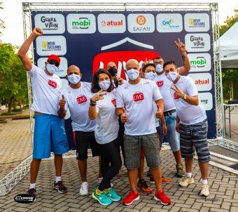 Corre Eventos realiza corrida de rua virtual. Foto Corre Eventos/Divulgação