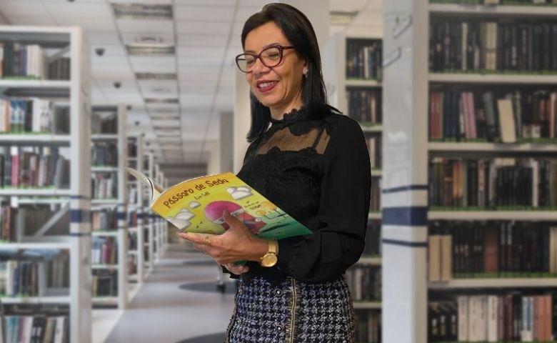 Escritora Isa Colli lança livros para o Dia das Crianças