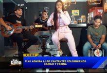 Foto de Flay fala sobre projetos musicais e admiração por cantores latinos