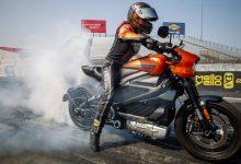 Foto de Harley-Davidson LiveWire estabelece novo recorde mundial