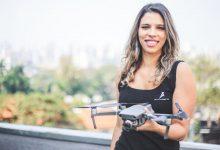 Foto de Raquel Molina é a primeira a ganhar prêmio com drones