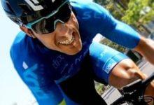 Foto de Campeão brasileiro de ciclismo é atropelado por carro em BH