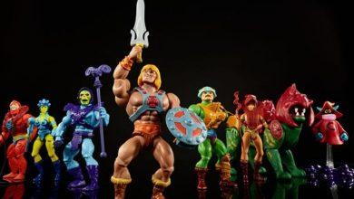 Foto de He-man and the Masters of The Universe estão de volta