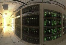 Foto de Tecnologia moderna supercomputação muito além do computador