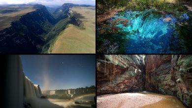 Foto de Destinos nacionais perfeitos para ter contato com a natureza