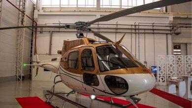Foto de Helibras leva versão de luxo, o helicóptero mais vendido do mundo