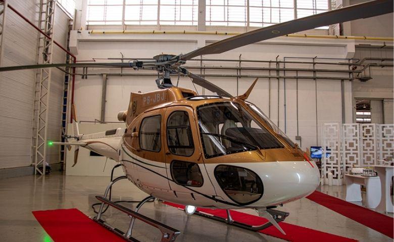 Helibras leva versão de luxo, o helicóptero mais vendido do mundo