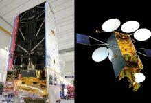 Foto de Nascimento do primeiro satélite Airbus Eurostar Neo