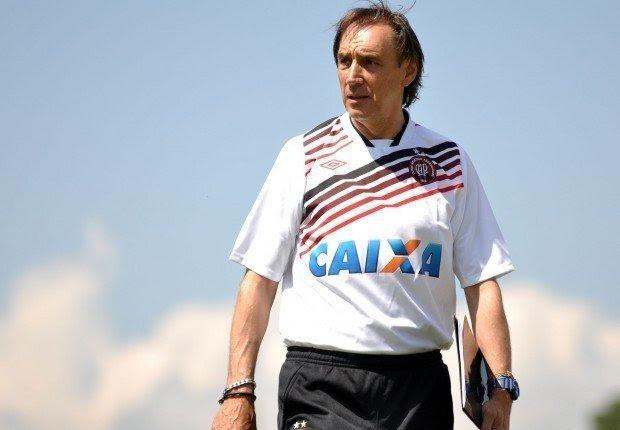 Miguel Ángel Ramírez, treinador espanhol