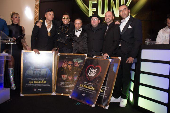 Love Funk lança o primeiro Oscar do Funk em São Paulo