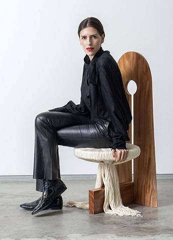 Arquiteta Juliana Vasconcellos é destaque internacional